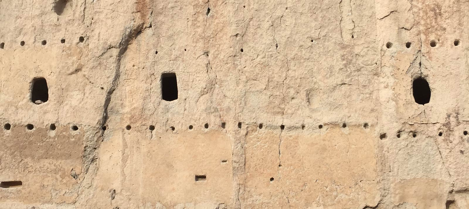 Bandelier Cliff Dwellings